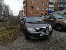 Анжеро-Судженск Emgrand EC7 2013