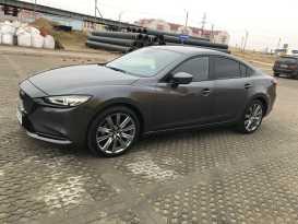 Новый Уренгой Mazda6 2020