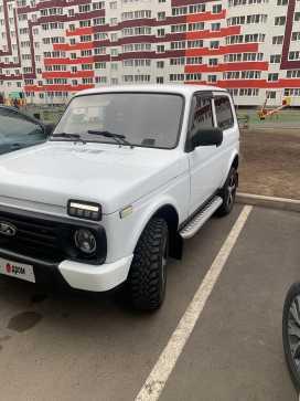 Оренбург 4x4 2121 Нива 1999