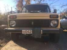 Тольятти 4x4 2121 Нива 1988