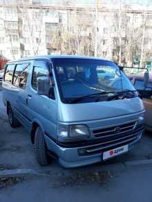 Новосибирск Hiace 2002