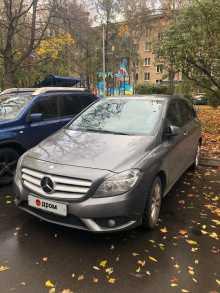 Москва B-Class 2013