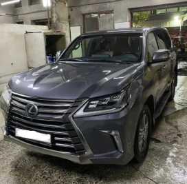 Москва Lexus LX450d 2018