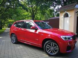 Севастополь BMW X3 2015