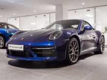 Москва Porsche 911 2020