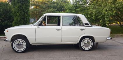 Георгиевск Лада 2101 1972