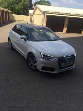 Рыздвяный Audi A1 2015