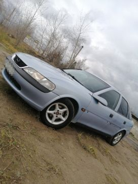 Пермь Vectra 1997