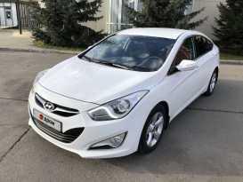 Абакан Hyundai i40 2013