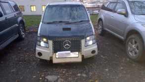 Екатеринбург Wagon R Solio 2001