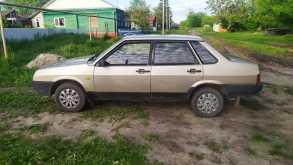 Сызрань 21099 1997