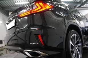 Новосибирск Lexus RX350 2017