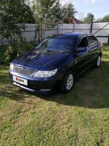 Зеленоград Corolla 2002