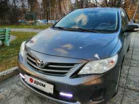 Снежинск Corolla 2010