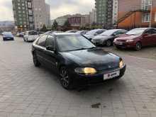 Омск Civic Ferio 1992