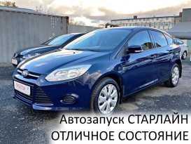 Челябинск Focus 2015