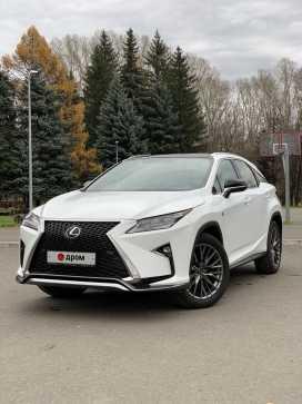 Новокузнецк Lexus RX350 2019