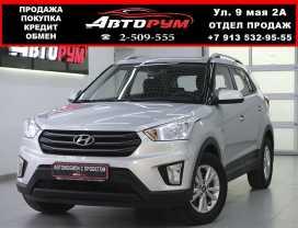 Красноярск Hyundai Creta 2016