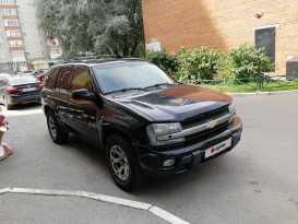 Новый Уренгой TrailBlazer 2004