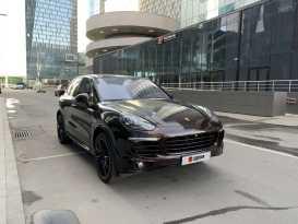 Москва Cayenne 2015