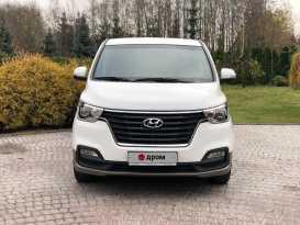 Москва Hyundai H1 2019