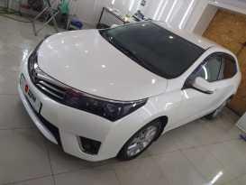 Ангарск Corolla 2013