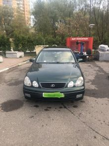 Москва GS300 1998
