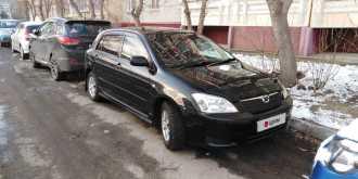 Курган Corolla Runx 2001