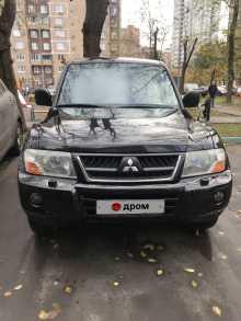 Москва Pajero 2003