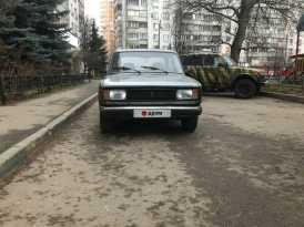 Москва Лада 2105 2010