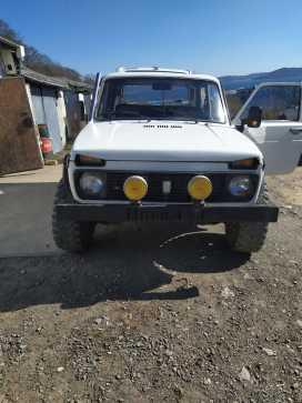 Фокино 4x4 2121 Нива 1985