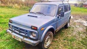 Лакинск 4x4 2131 Нива 2004