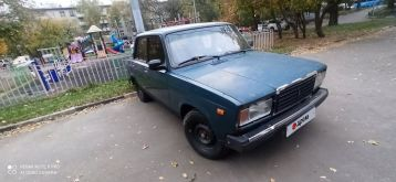 Москва 2107 2000