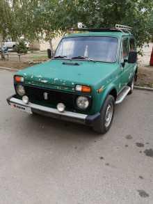 Краснодар 4x4 2121 Нива 1987