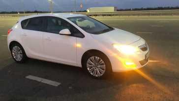 Гулькевичи Opel Astra 2011