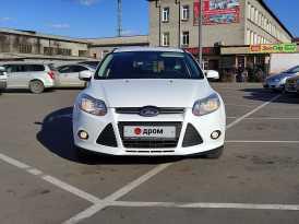 Улан-Удэ Ford Focus 2014