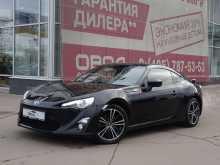 Москва GT 86 2012