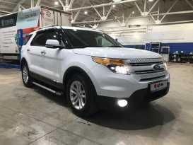 Красноярск Ford Explorer 2015