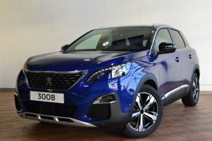 Санкт-Петербург Peugeot 3008 2020