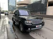 Москва Range Rover 2012