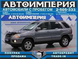 Красноярск Kia Sportage 2009