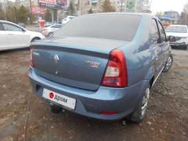 Омск Renault Logan 2012