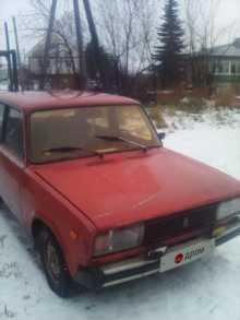 Богашево 2105 1986