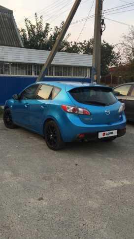 Темрюк Mazda3 2011