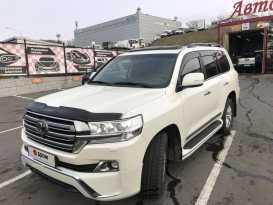 Владивосток Land Cruiser 2015
