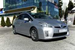 Сочи Prius 2011