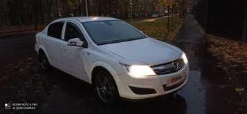 Москва Astra Family 2013