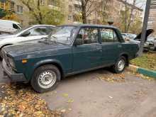 Москва 2107 2006