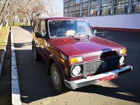 Комсомольск-на-Амуре 4x4 2121 Нива 2011