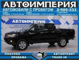 Красноярск Hilux Pick Up 2017